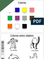 DISCRIMINACIÓN DE COLORES