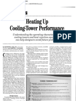 Heating Up Cooling Tower Performance