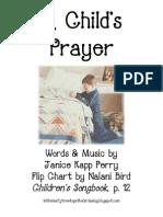 A Child's Prayer-Nalani-FC