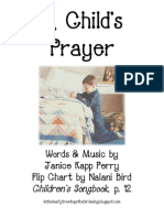 A Child's Prayer-Nalani-FC
