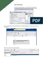 Instalar WEB Server en OpenSolaris 10