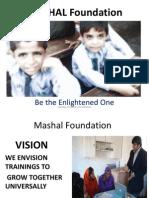 Mashal Presentation