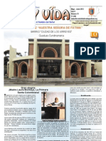 Periodico Luz y Vida Mayo - Junio 2013 Web