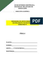 LIBRO DE F-¦ÍSICA I Febrero - Julio_2013