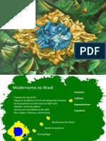 Modernismo Brasileiro - Antecedentes da Semana de 1922