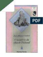 Joan Manuel Gisbert - O Mistério da Ilha de Tökland