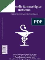 Compendio Farmacologico Mexicano Rinconmedico.net