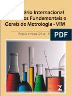 Manual Internacional de Metrologia