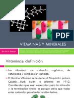 8 Vitaminas