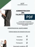 Administracion de Recursos Humanos - ICT Escuela de Negocios