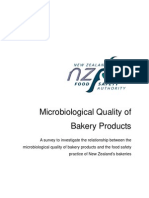 Microbiological Quality-Investigates Relationship