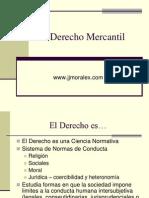 Derecho Mercantil.154213416