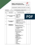 Procedimiento Standard de Tarea INGLLR11(2)