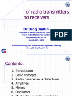 Principles of Radio Transmitters and Receivers 1