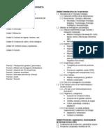 ~~ 1 PROGRAMA DE ESTUDIO - BASES BIOLÓGICAS DE LA CONDUCTA