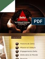 Présentation de DELTA CAFE - 1