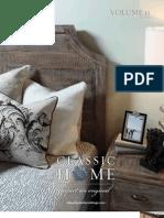 Classic Home Catalog 2011