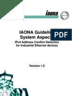 IAONA_SysAsp_IPv4ACD_v1.0