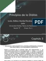 Principio de Dialisis