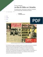 Hitler Bogota