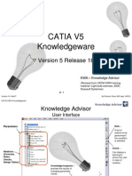 CATIA V5_knowledgeware