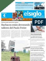Elsiglo Eje Este Domingo 04-08-2013