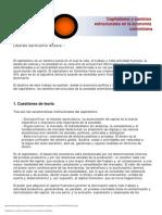 Capitalismo y Cambios en la Economía Sarmiento A
