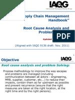 Cause handbook pdf analysis root
