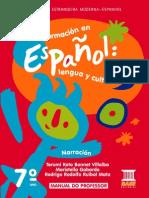 Pnld2014 Formacion en Espanol 7ano