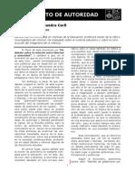 Sandra Carli - El Concepto de Autoridad