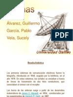 presentacion antenass introduccion