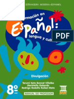 Pnld2014 Formacion en Espanol 8ano