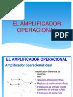 El Amp Operacional
