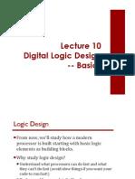 Digital Logic Design - Basics