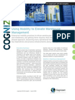 Using Mobility to Elevate Warehouse Management