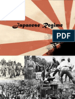 Japanese Occupation in the Philippines