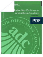 Flexible Duct Performance, Installation Standards (HVAC) - ADC (1996) WW.pdf