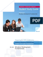 98-362 Windows Development Fundamentals