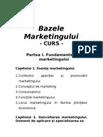 Bazele Marketingului Prima Pagina