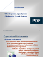 Organizations in Action-Ch4