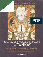 Dudka, Nick; Luetjohann, Sylvia - Practicas de Meditacion Tibetana Con Tankas - Percepcion, Compasion y Sabiduria