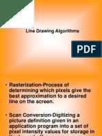 Mod-2 , DDA Line Drawing Algorithm