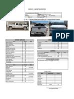 Check List Camioneta 7 01-10-2010