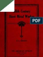 Xxth Century Sheet Metal Worker