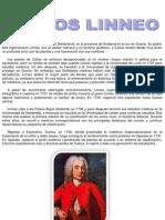Biografía de Linneo