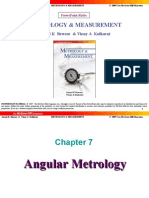 Angular Metrology