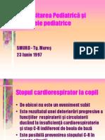 Resuscitarea Pedriatica Si Urgentele Pedriatice [Romana]