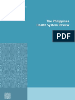 Philippines Health System Review 2