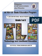 Ia- Civil Technology Lm Grade 7 & 8 p&d