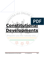 Indian Polity Constitution Detailed Notes